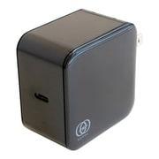 GP-ACC60GR/B [USB Type-C AC充電器 PD認証 60W GaN ブラック]