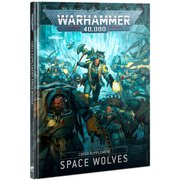 CODEX: SPACE WOLVES HB JAPANESE
