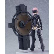 Fate/Grand Order figma シールダー/マシュ・キリエライト<オルテナウス> [塗装済可動フィギュア 全高約150mm ノンスケール]