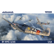 EDU84169 Bf109G-6/AS ウィークエンドエディション [1/48スケール プラモデル]