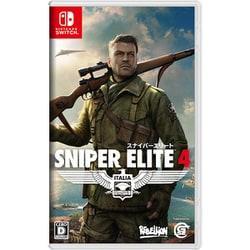 SNIPER ELITE 4 [Nintendo Switchソフト]