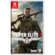 SNIPER ELITE 4 [Nintendo Switchソフト]