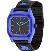 101100 [SHARK(シャーク) アナログウォッチ ナイロンストラップ CLASSIC ANALOG CLIP MIDNIGHT BLUE]