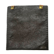 WOOPs PRIVATE CASE(brown) [アウトドア 野外鉄板専用 レザーケース]