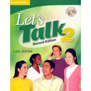 Let's Talk 2nd Edition Level 2: Student's Book with Self-Study CD [洋書ELT]