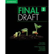 Final Draft Level 3 Student's Book with Writing Skills Interactive Pack [洋書ELT]