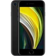 アップル iPhone SE 64GB ブラック [スマートフォン]