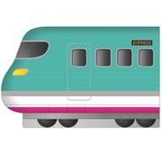 CD02829 [キッズぽち袋 2枚入 電車みどり]