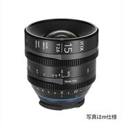 Irix Cine 15mm T2.6 EF/ft [15mm T2.6 キヤノンEFマウント ft仕様]