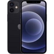 アップル iPhone 12 mini 128GB ブラック [スマートフォン]