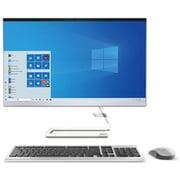 F0EU00FRJP [一体型デスクトップ IdeaCentre AIO350i/23.8型/Core i5-10400T/メモリー 8GB/HDD 1TB+SSD 256GB/Windows 10 Home 64bit(日本語版)/Microsoft Office Home & Business 2019/ホワイト]