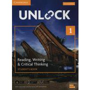 Unlock 2nd Edition Reading Writing & Critical Thinking Level 1 Student's Book Mob App and Online Workbook w/Downloadable Video [洋書ELT]