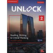 Unlock 2nd Edition Reading Writing & Critical Thinking Level 2 Student's Book Mob App and Online Workbook w/Downloadable Video [洋書ELT]