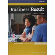 Business Result 2/E Intermediate Students Book with Online Practice Pack [洋書ELT]