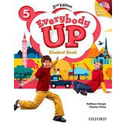 Everybody Up 2nd Edition Level 5 Student Book with Audio CD Pack [洋書ELT]