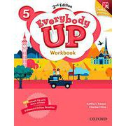 Everybody Up 2nd Edition Level 5 Workbook with Online Practice [洋書ELT]