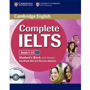 Complete IELTS Bands 5-6.5 Student's Book with Answers with CD-ROM [洋書ELT]