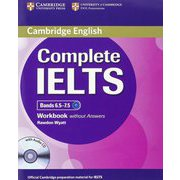Complete IELTS Bands 6.5-7.5 Workbook without Answers with Audio CD [洋書ELT]