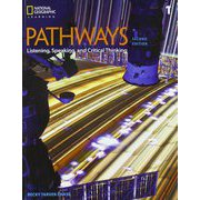 Pathways: Listening Speaking and Critical Thinking 2/E Book 1 Student Book with Online Workbook Access Code [洋書ELT]