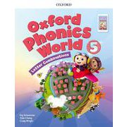 Phonics World Level 5 Student Book with Reader e-book [洋書ELT]