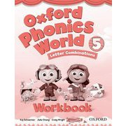 Phonics World Level 5 Workbook [洋書ELT]