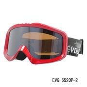EVG 6520P-2 [スキー&スノーボード用ゴーグル EVOLVE MIGHT ヘルメット対応]