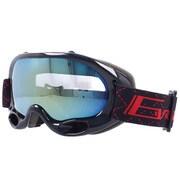 EVG 7015-1 [スキー&スノーボード用ゴーグル EVOLVE FORCE 眼鏡対応 ヘルメット対応]