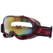 EVG 7015-2 [スキー&スノーボード用ゴーグル EVOLVE FORCE 眼鏡対応 ヘルメット対応]