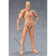 figma archetype next:he flesh(再販) [塗装済可動フィギュア 全高約140mm ノンスケール]