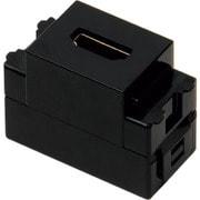 DM1HDAABL [(210044778)DM1-HDAA-BL/HDMI用中継コネクタ]