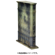 DCM07 ジオ・コム 戦場の建物C [1/144スケール プラモデル]