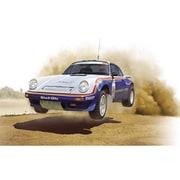 PN24011 ポルシェ 911 SC/RS 1984 オマーン ラリー ウィナー [1/24スケール プラモデル]