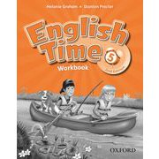English Time 2nd Edition Level 5 Workbook [洋書ELT]