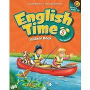 English Time 2nd Edition Level 5 Student Book with Student CD Pack [洋書ELT]