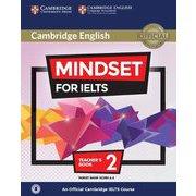 Mindset for IELTS L2 Teacher's Book with Class Audio [洋書ELT]