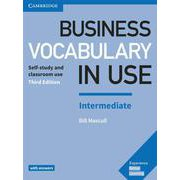 Business Vocabulary in Use Intermediate 3rd Edition Book with Answers [洋書ELT]
