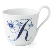 1017160 [【国内正規品】ロイヤルコペンハーゲン ブルーフルーテッド プレイン ハイハンドル マグカップ 「R」]