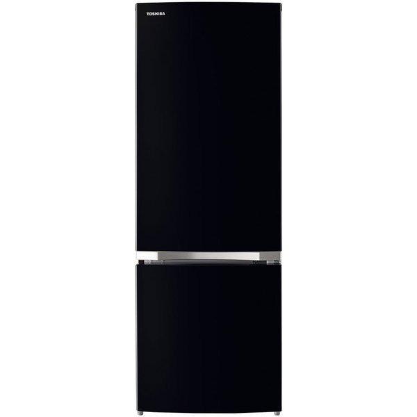 GR-S17BS(K) [冷蔵庫 (170L・右開き) 2ドア BSシリーズ セミマットブラック]