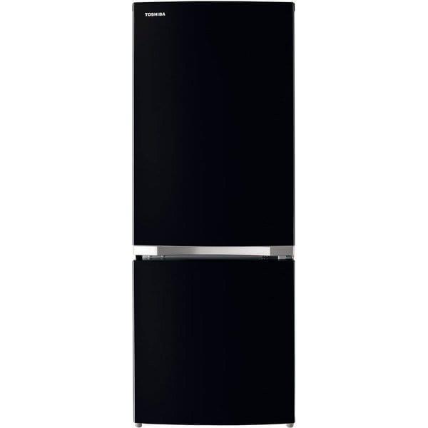 GR-S15BS(K) [冷蔵庫 (153L・右開き) 2ドア BSシリーズ セミマットブラック]