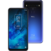 T790H-2ALCJP11 [TCL 10 5G 6.53インチ/Android 10/RAM 6GB/ROM 128GB/Chrome Blue/SIMフリースマートフォン]