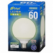 LDG6N-G AG24 [LED電球 60形相当 G形 E26 昼白色]