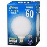 LDG6D-G AG24 [LED電球 60形相当 G形 E26 昼光色]