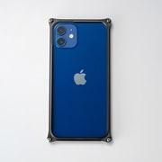 GI-429B [iPhone 12 mini 用 ソリッドバンパー ブラック]