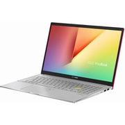 S533EA-BQ031T [ASUS VivoBook S15 15.6型/Core i7-1165G7/メモリ 16GB/SSD 1TB/Windows 10 Home 64ビット/WPS Office Standard Edition/リゾルトレッド]