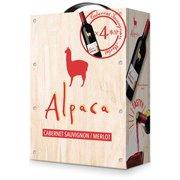 サンタ・ヘレナ・アルパカ カベルネ・メルロー BIB 13度 3000ml チリ/セントラルヴァレー [赤ワイン]