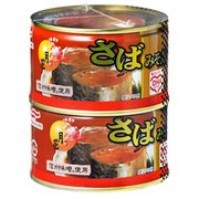 月花さば味噌煮 2缶パック (200g×2)