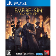 Empire of Sin エンパイア・オブ・シン [PS4ソフト]