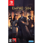 Empire of Sin エンパイア・オブ・シン [Nintendo Switchソフト]