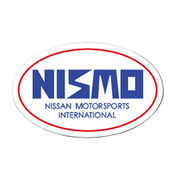 1984年 NISMO ロゴステッカー [キャラクターグッズ]
