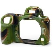 イージーカバー Nikonミラーレス一眼 Z5用 カモフラージュ [カメラ用シリコンカバー]